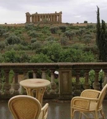 シチリア島アグリジェントのホテル