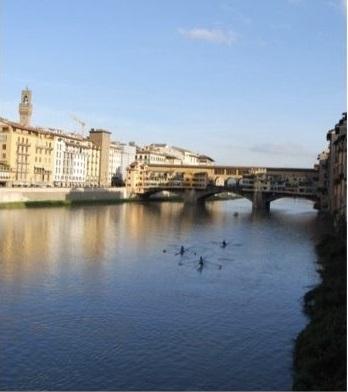 ローマとフィレンツェの旅 ピサの斜塔日帰り
