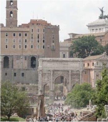 ローマとアマルフィ海岸とナポリに泊まる旅