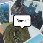イタリア旅行でローマ