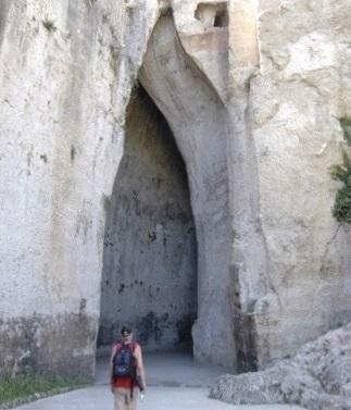 シチリア島カターニアとシラクーサとタオルミーナに泊まる旅