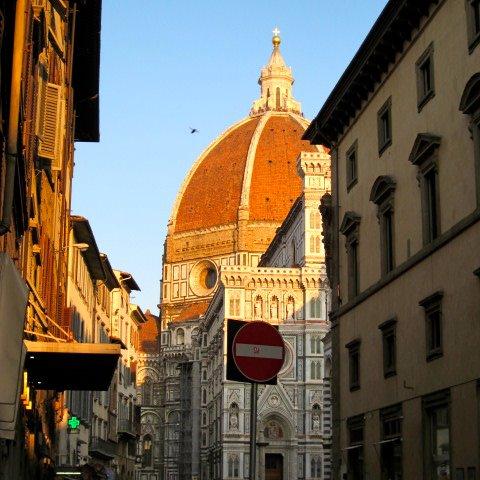 イタリア2都市 ローマとフィレンツェの旅 ピサの斜塔へ日帰りツアー