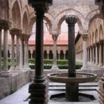 モンレアーレ大聖堂と回廊