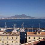 イタリア旅行でナポリ観光ツアー
