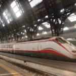 フレッチャビアンカはイタリアの高速鉄道
