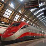 フレッチャロッサはイタリアの高速鉄道