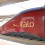 イタロはイタリアの高速列車