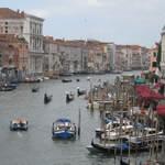 イタリアのベネツィアにある大運河