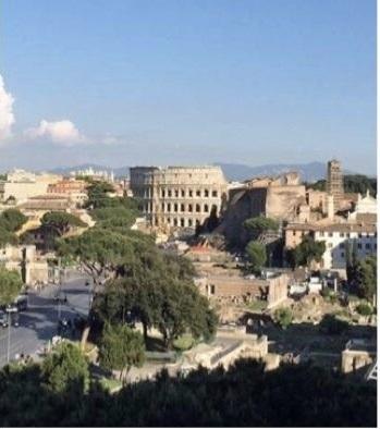 イタリアのローマにあるコロッセオ