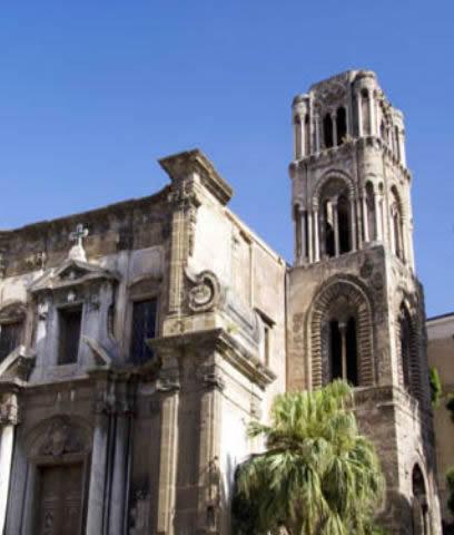 イタリア旅行でシチリア島へ パレルモ市内観光のみどころ