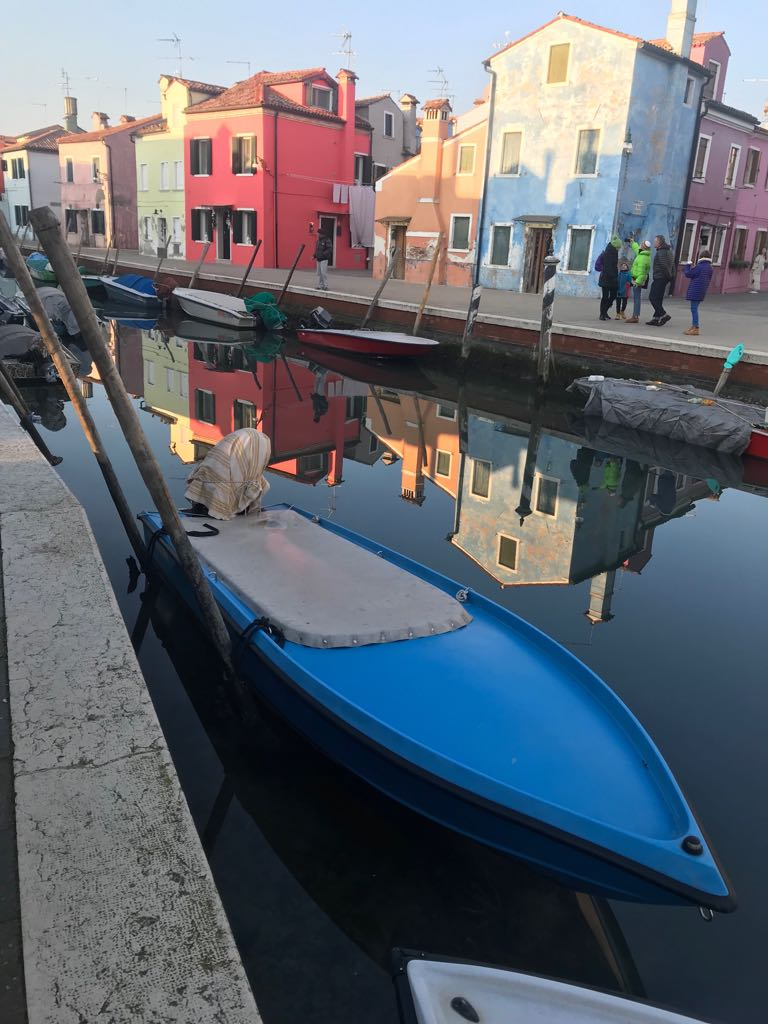 ベネツィア日帰り観光島めぐりツアー