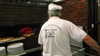 ナポリ発ピザの夕食と夜景ツアー 送迎サービス