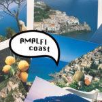 南イタリアのアマルフィ海岸