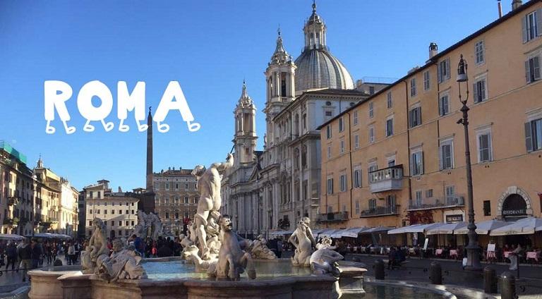 ローマ市内やバチカンをガイドと徒歩観光 ウォーキングツアー