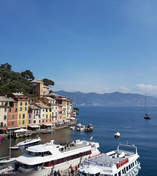 北イタリア ミラノ・ポルトフィーノ・チンクエテッレ・ジェノバの旅